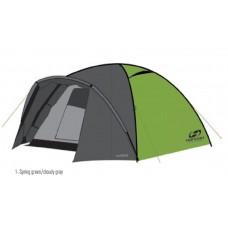 Трёхместная палатка Hannah Hover 3 Spring Green/Cloudy Grey (2017)