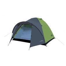 Четырёхместная палатка Hannah Hover 4 Spring Green/Cloudy Grey (2017)