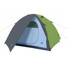 Трёхместная палатка Hannah Tycoon 3 Spring Green/Cloudy Grey (2017)